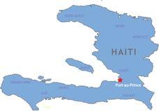 programma dell'Haiti Immagini Stock