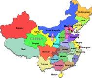 Programma della Cina Immagini Stock