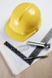 Programma della costruzione Immagine Stock