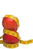 Programma di dieta Fotografia Stock Libera da Diritti