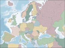 Programma di Europa Immagini Stock