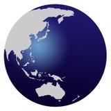 Programma di mondo Immagine Stock Libera da Diritti