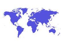 Programma di mondo Immagini Stock Libere da Diritti