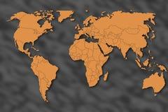 Programma di mondo royalty illustrazione gratis