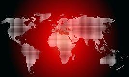 Programma di mondo illustrazione di stock