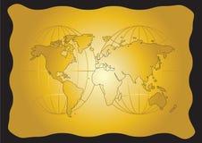 Programma di mondo antico Immagini Stock Libere da Diritti
