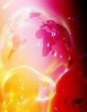 Programma di mondo di alta tecnologia royalty illustrazione gratis