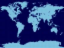 Programma di pixel Fotografia Stock Libera da Diritti