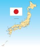 Programma di vettore del Giappone royalty illustrazione gratis