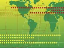 Programma verde Immagine Stock Libera da Diritti