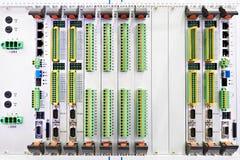 Programmable logic controller Royalty Free Stock Photos