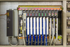 Programmable logic controller Royalty Free Stock Photography