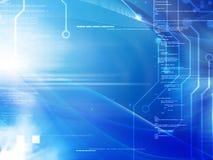 Programmation et technologie Image libre de droits