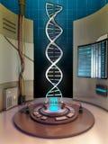 Programmation génétique Photographie stock libre de droits