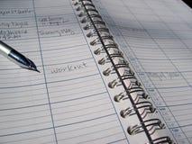 Programme Photos stock