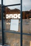 Programme spécial Apple Store pendant le lancement de l'iPhone 7 Photos libres de droits