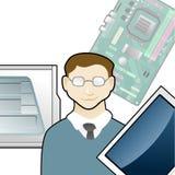 Programmer Stock Photo