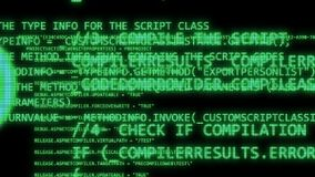 Programmera kodspring lager videofilmer