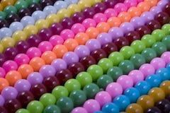 Programmes colorés Images stock