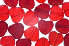 Programmes de coeur Photographie stock libre de droits