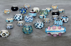 Programmes de Lampwork Photo stock