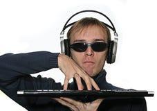 Programmeur Royalty-vrije Stock Foto