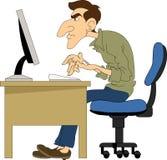 programmeur Images stock