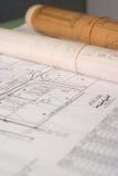 Programmi della costruzione Immagine Stock Libera da Diritti