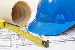 Programmi della costruzione Fotografie Stock Libere da Diritti