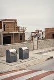 Programmi di costruzione di alloggi abbandonati Immagine Stock Libera da Diritti