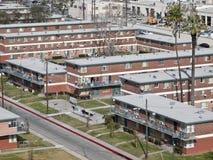 Programmi di costruzione di alloggi pubblici Fotografie Stock Libere da Diritti