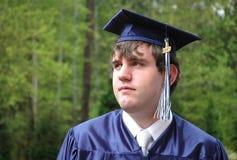 Programmi di graduazione Fotografia Stock