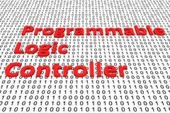 Programmierbarer Logik-Controller vektor abbildung