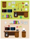 Programmierer Office Space Stockbild