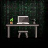 programmierung Stockfoto