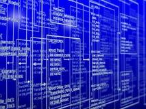 Programmierung des Erfolgs Lizenzfreies Stockfoto