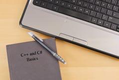 Programming Basics. Computer Programming Handbook For C++ and C Royalty Free Stock Photography
