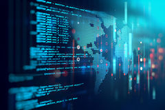 Free Programming Code Abstract Technology Background Of Software Developer And Computer Script Stock Photo - 96434780