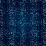 Programming code background. Fictitious programming code background. Java language abstract pattern. Computer program vector illustration Royalty Free Stock Photography