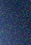 Programming code background. Fictitious programming code background. Java language abstract pattern. Computer program vector illustration Stock Images
