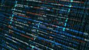 Programming Code Background.