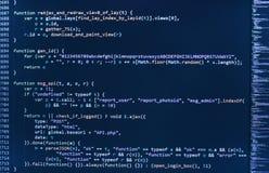 Programming preventing hacks in Internet security.
