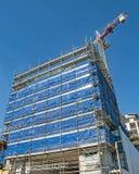Progreso constructivo 117 En St Gosford de 47 Beane En agosto de 2018 imagenes de archivo
