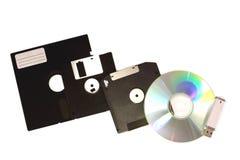 Progreso del almacenaje de datos Fotografía de archivo libre de regalías