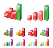 Progress Bar Chart Stock Images