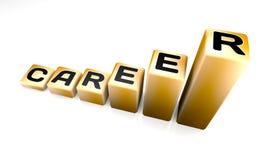 Progress of career royalty free stock image
