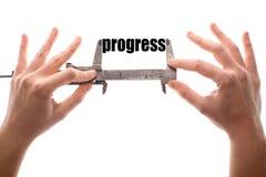 Progress Royalty Free Stock Photos