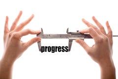 Progress Royalty Free Stock Photo