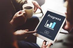 Progress Development Improvement Advancement Concept Stock Photos
