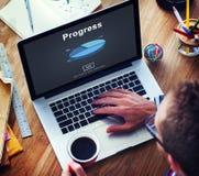 Progress Development Imrpovement Advancement Concept Stock Photos